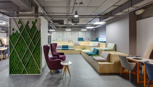 How the co-working space explosion is adapting