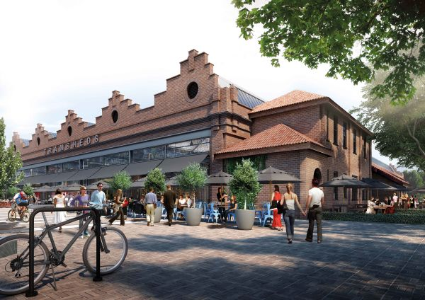 Key tenant and August opening announced for Rozelle Tramsheds