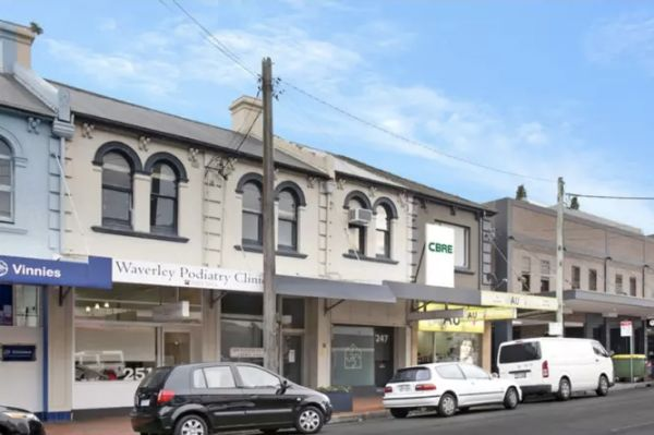 Triple-terrace site in Waverley for sale after more than half a century