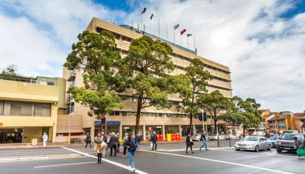 Mixed-use Edgecliff Centre on the market