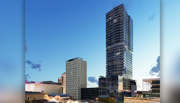 Proposed 36-storey tower could become Adelaide