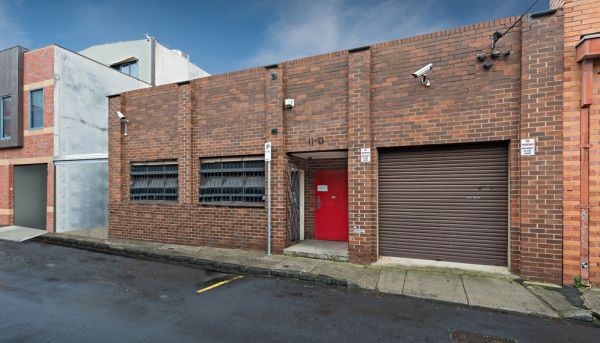 Prahran laneway warehouse offered for first time in 40 years