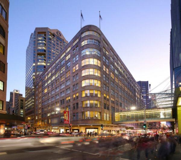 David Jones to vacate Market Street Sydney store in 2019 after $360 million sale
