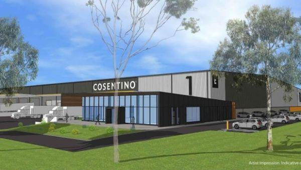 Cosentino deal starts AMP