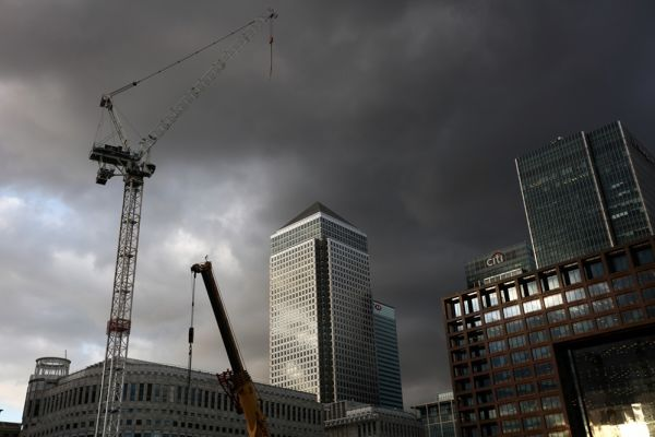 Brexit-bashed banks cannot escape from London