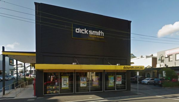 Autobarn drives into former Dick Smith store in Melbourne