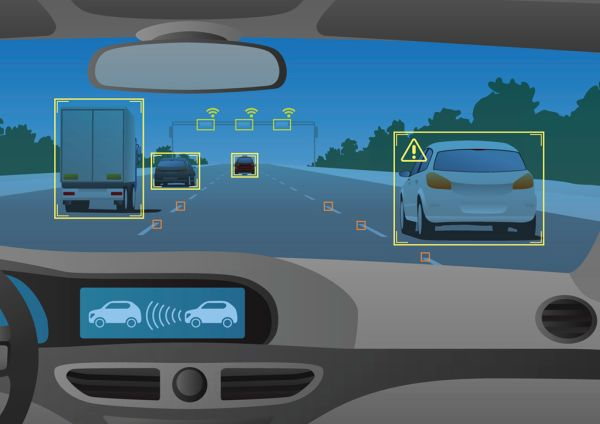 Who gets fined in a driverless car ... and 700 other legal barriers