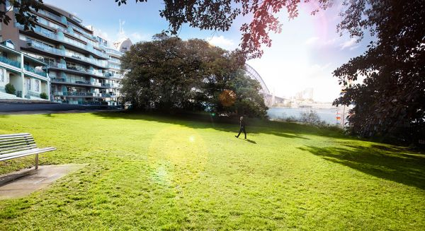Milsons Point development site returned to community in $3.2 million buyback