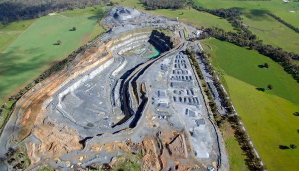 NSW quarry offered for sale as rock-solid investment