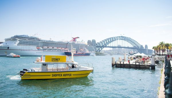 Ferries return to Birkenhead Point with new shopping shuttle service