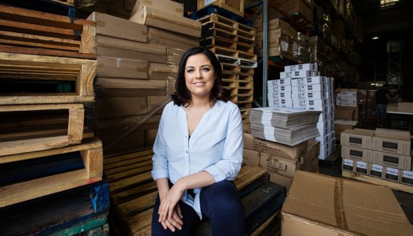 From Sydney to Kangaroo Island, gift hamper company CEO delivers the full package
