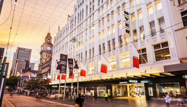 Myer family sells stake in Myer on Bourke Street
