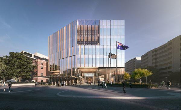 Australia picks new Washington embassy design