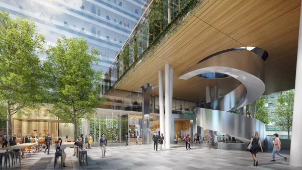 Lendlease buys $250m Melbourne Quarter tower