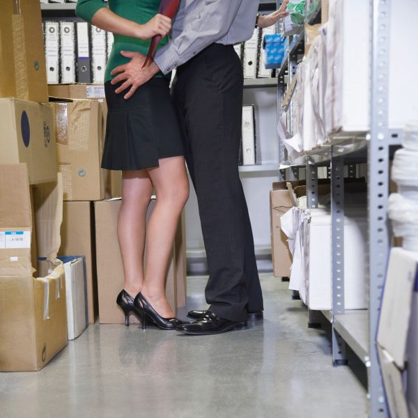 Office confessions: What the cleaner saw