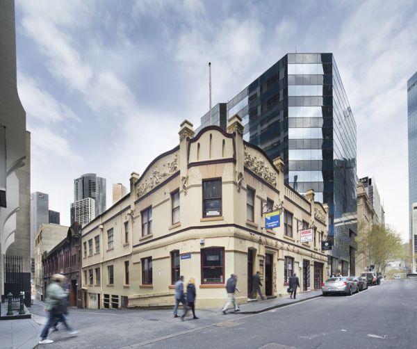 Pre-gold rush building in Melbourne CBD sells for $7.9 million