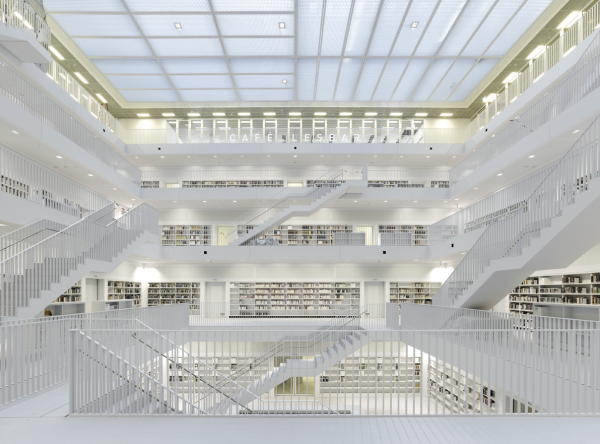 Six of the most amazing libraries around the world