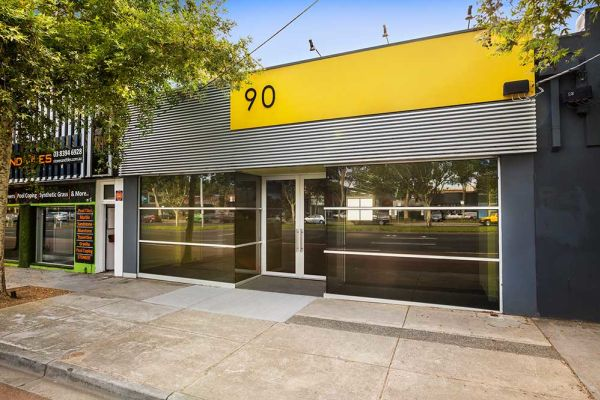 Low rates push businesses into buying property in Melbourne