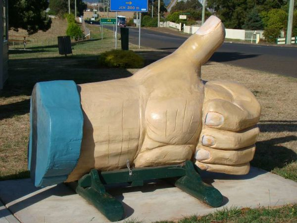 The big objects around Australia that you have probably never heard of