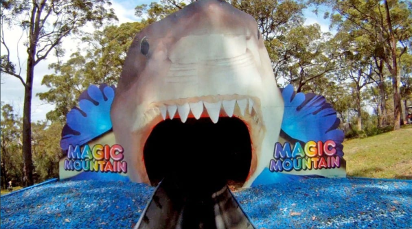Magic Mountain fun park in Merimbula on the market for the first time