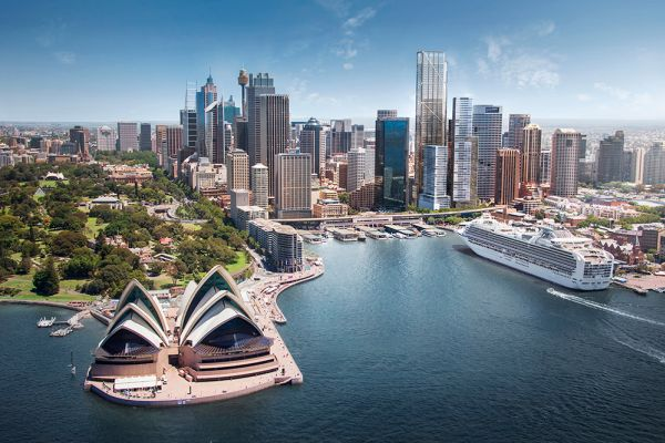 Sydney office landlords see value in reaching for the Green Stars
