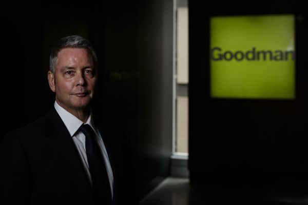 Goodman Group cashes in on Amazon wave