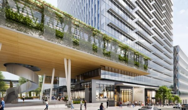 Big leasing deals struck as AMP moves on Collins Street