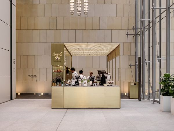 Sydney coffee cart among the winners of the Eat Drink Design Awards