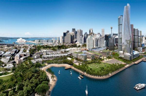 Grocon, Scentre Group and Aqualand consortium wins Barangaroo Central