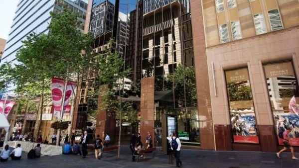 Tech giants turning Sydney