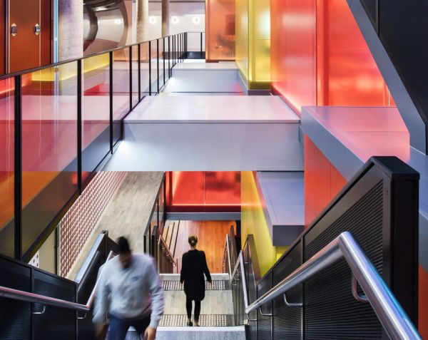 How to choose the right colours for your office