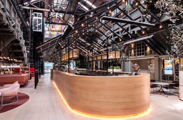 Ovolo Hotels puts co-working in its lounges with co-working start-up TwoSpace