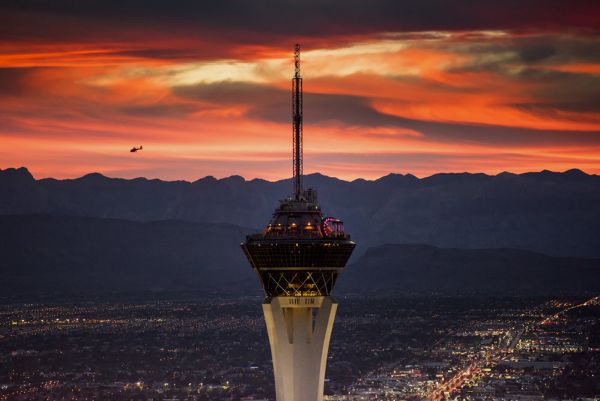 Stratosphere casino in Las Vegas bought by Blake Sartini, the hottest CEO in the city