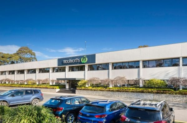 Harry Stamoulis buys Woolworths distribution facility for $90.6 million