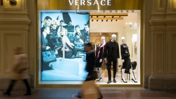 Versace joins luxury brands on Collins Street