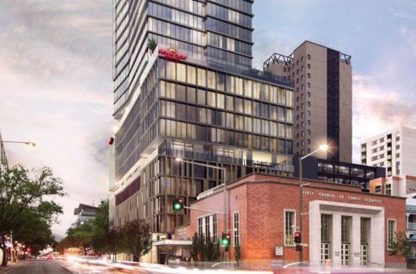 Crowne Plaza returns to Adelaide in city