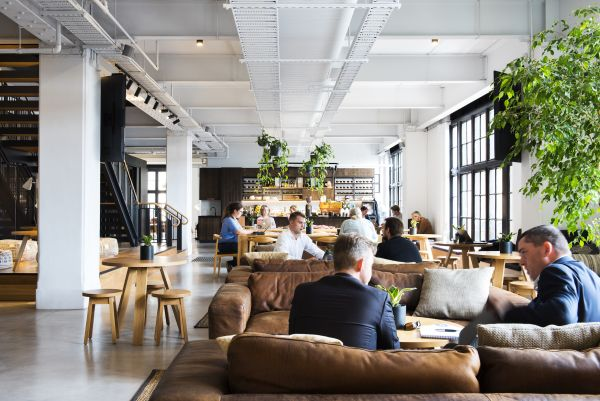 Coworking operators risk losing startup buzz for corporate dollars: Colliers