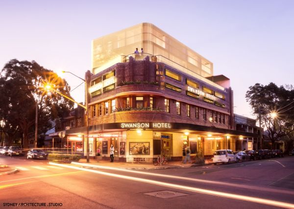 Erskineville residents seek to delay redevelopment of Swanson Hotel