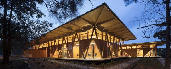 Flat-packed and pre-fabricated education buildings among contestants for NSW Architecture Awards