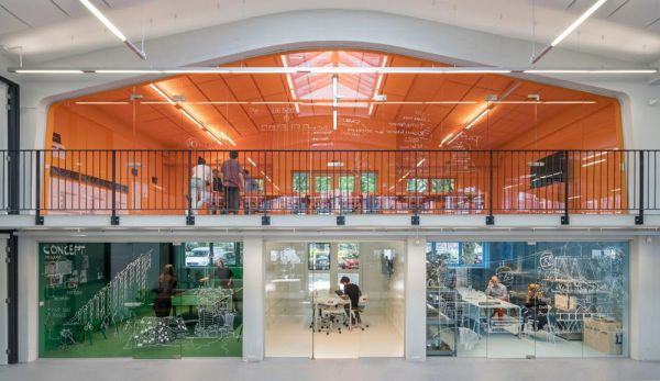 Why office design is changing so fast
