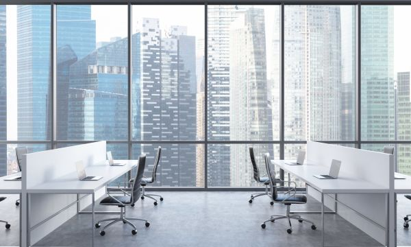 How much does it cost to rent office space?