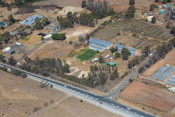 Sale of land near future Badgerys Creek Airport sets