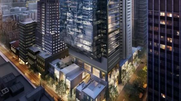 QIC fills hospitality wing at Collins Street project