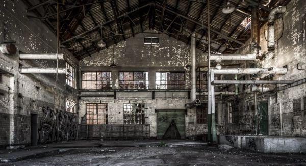 Seven abandoned buildings in Australia