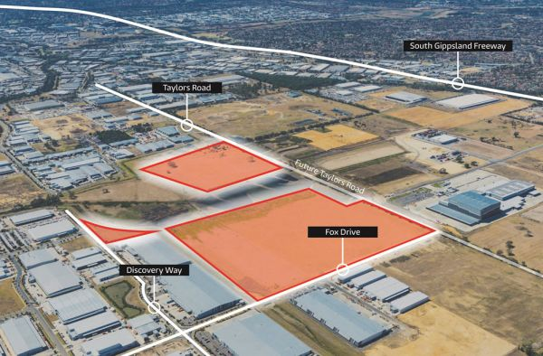 Frasers pays $2m a hectare for Dandenong South industrial site