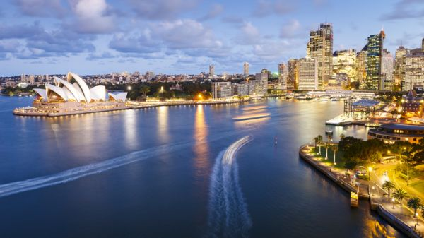 Value of Sydney commercial property becoming more