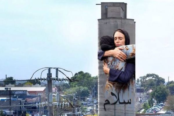 Proposed mural of Jacinda Ardern in Brunswick awaiting council approval