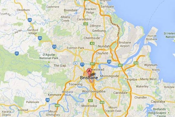 Brisbane Suburb Map Cheapest suburbs to buy houses close to Brisbane City