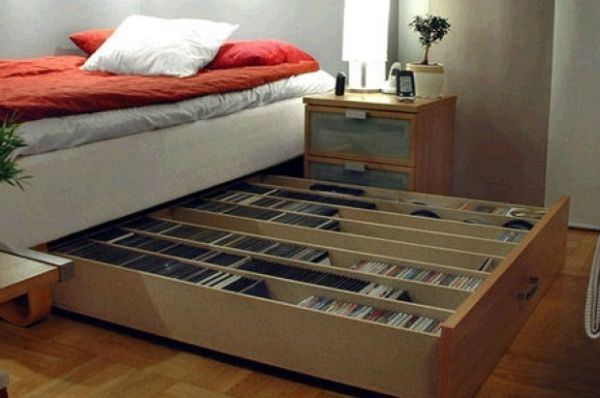 10 Clever Storage Ideas From Pinterest