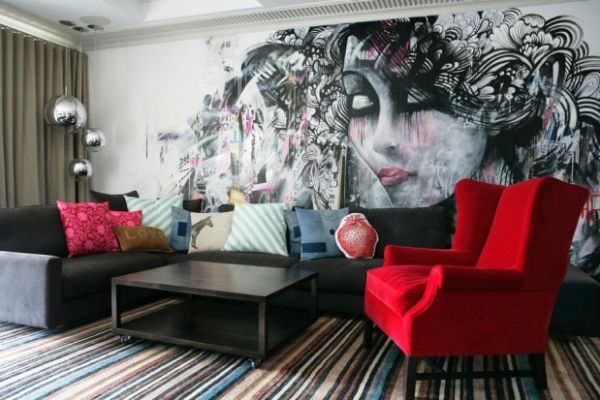 The Rise Of Street Art In The Home